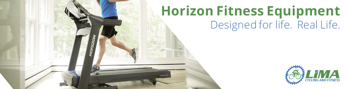 Horizon Fitness Equipment
